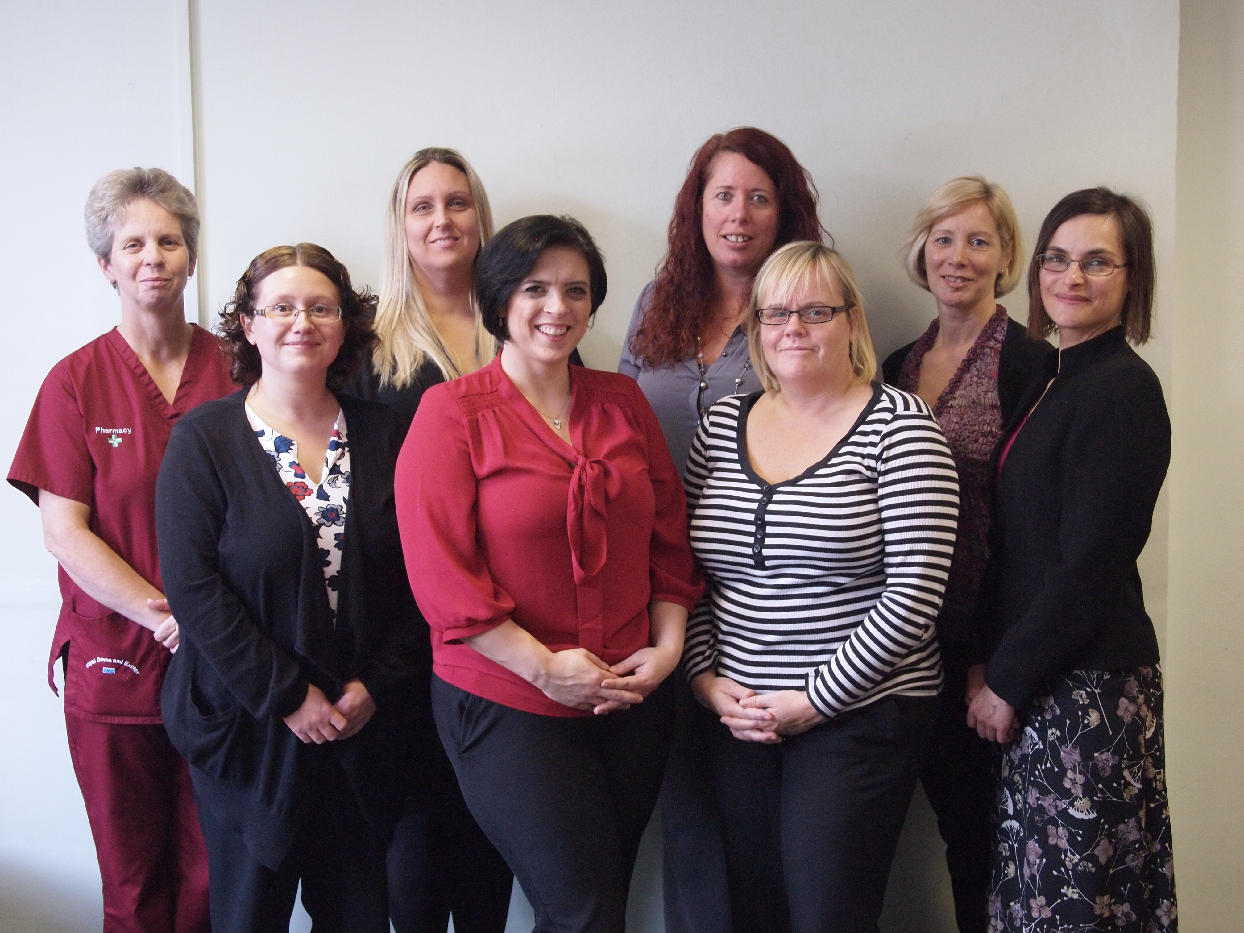 NHS South West Leadership Recognition Awards 2015 – Finalists
